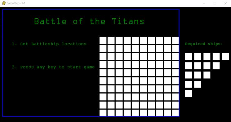 Github Haryodollybim419 Titans Battleship