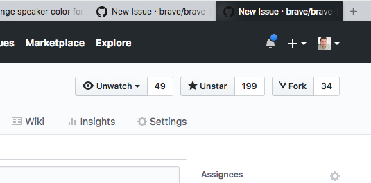 Option to show tabs in page theme color · Issue #905 · brave/brave