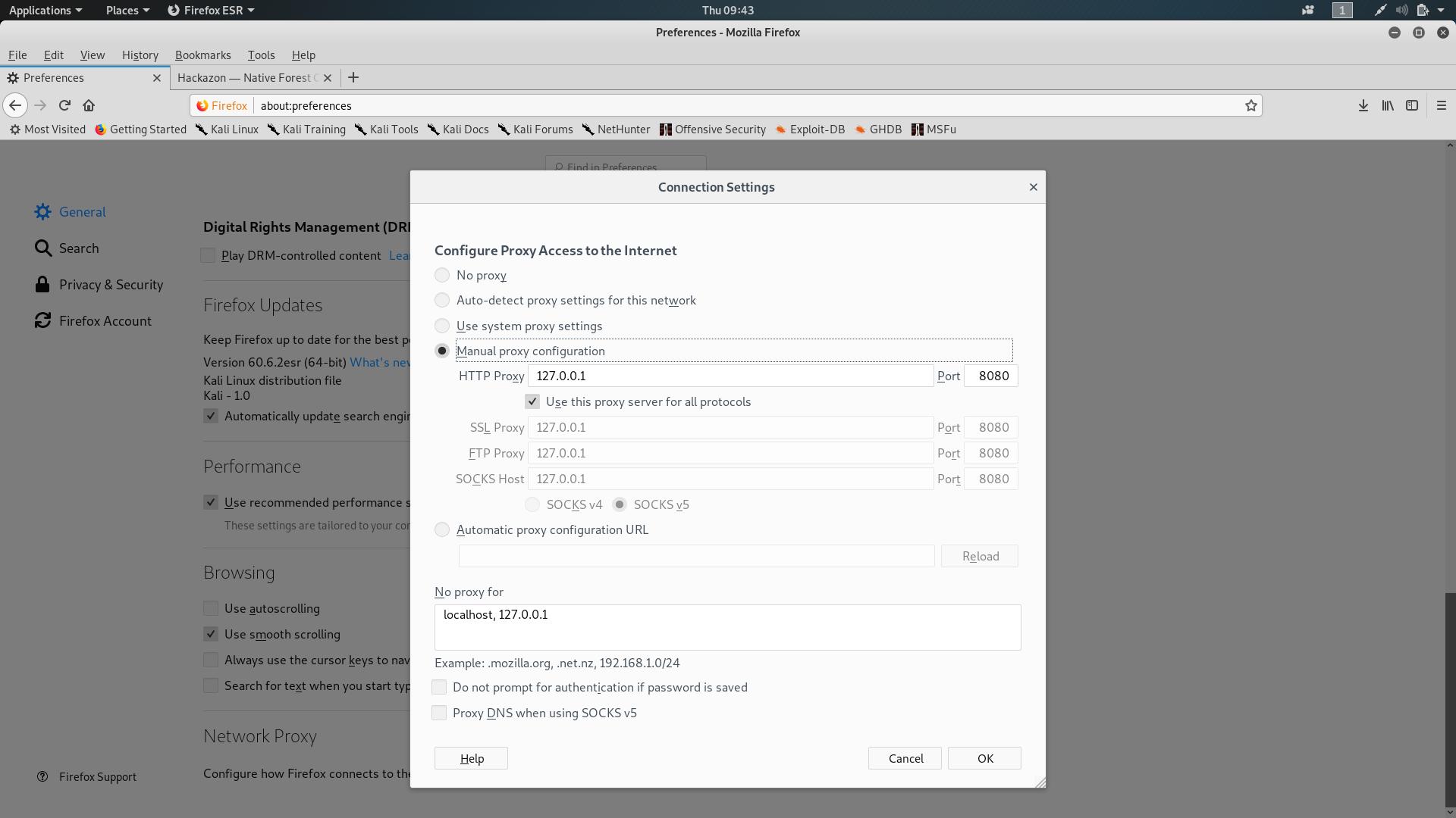 Installation · Issue #6 · rapid7/hackazon · GitHub