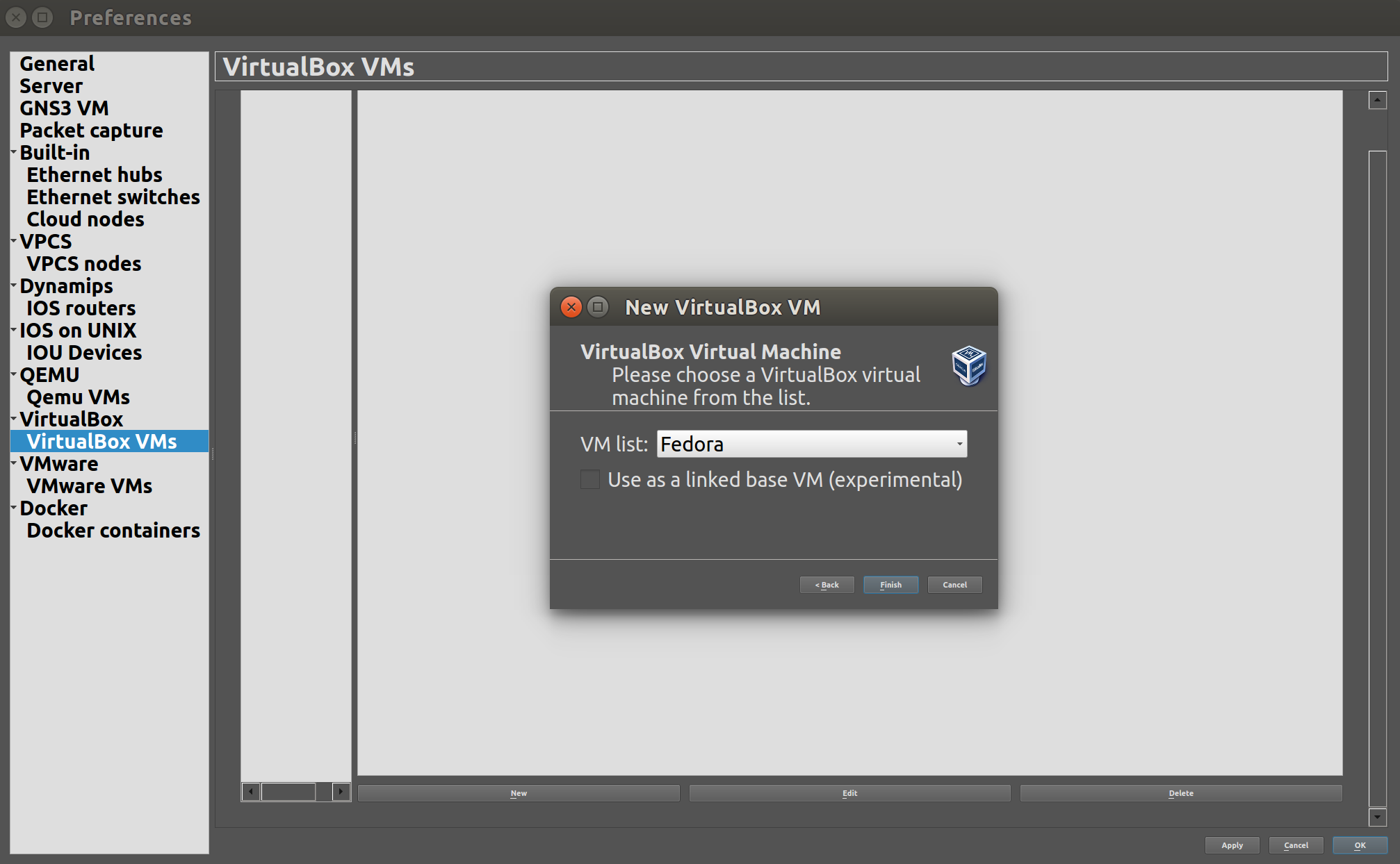 Virtualbox: KVM support available false · Issue #109 · GNS3