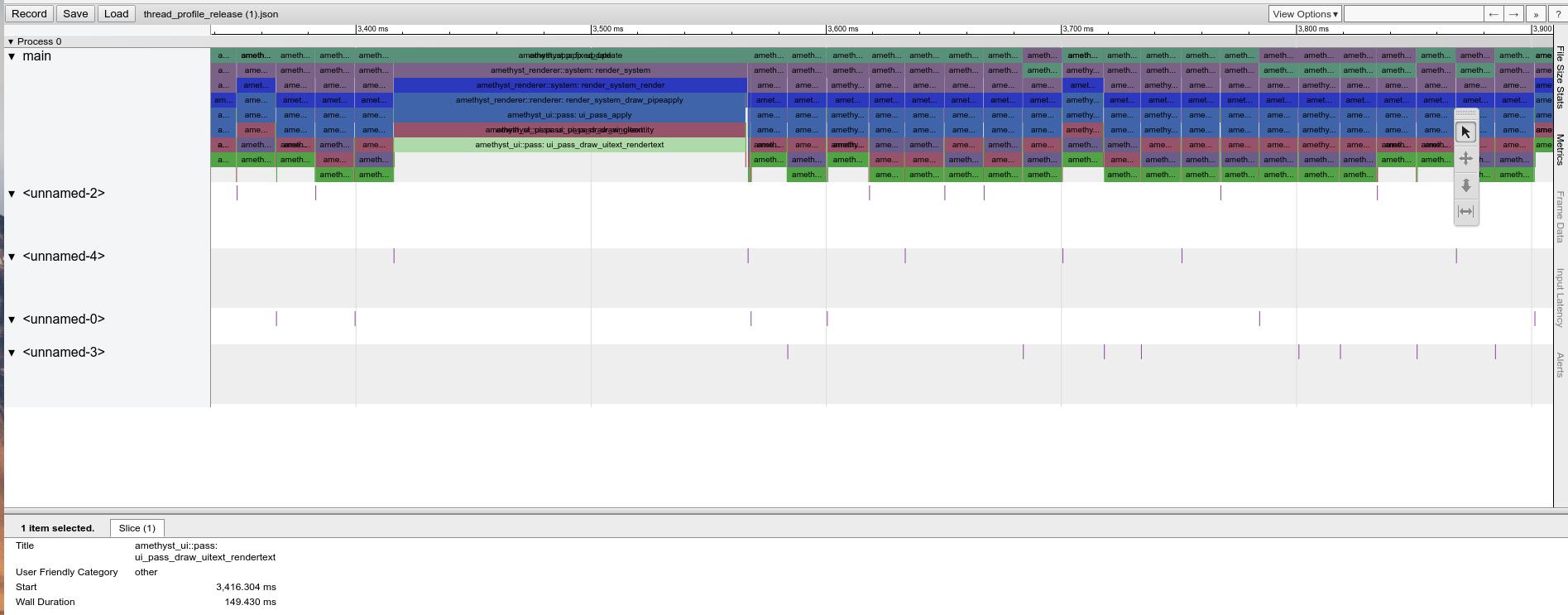 Windows Framerate drops · Issue #1097 · amethyst/amethyst · GitHub