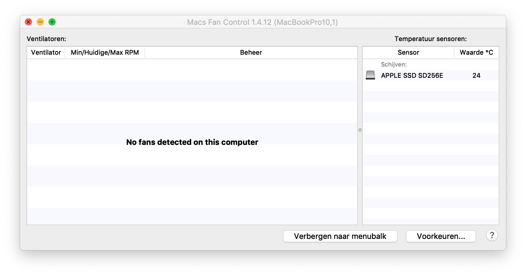 No fans detected · Issue #153 · crystalidea/macs-fan-control