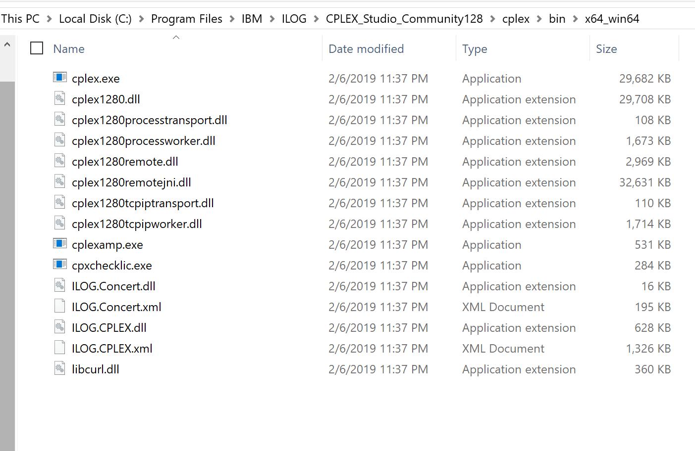 How to get CPLEX in Julia 0 6 4 · Issue #214 · JuliaOpt/CPLEX jl