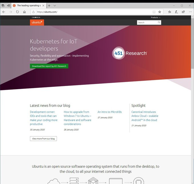 Issues On Win10 Issue 6541 Canonical Web And Design Ubuntu Com Github