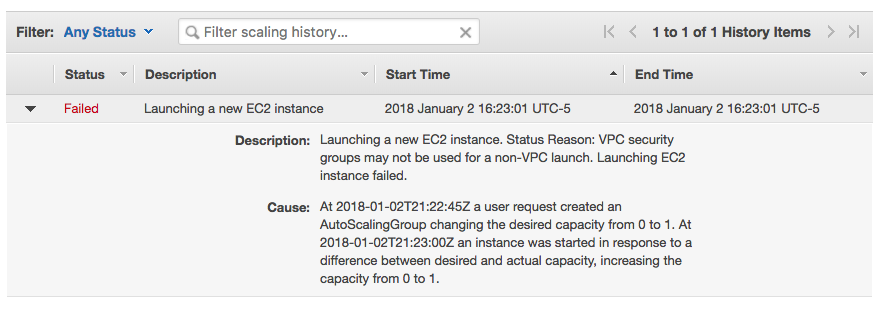 instances not registering to cluster · Issue #14