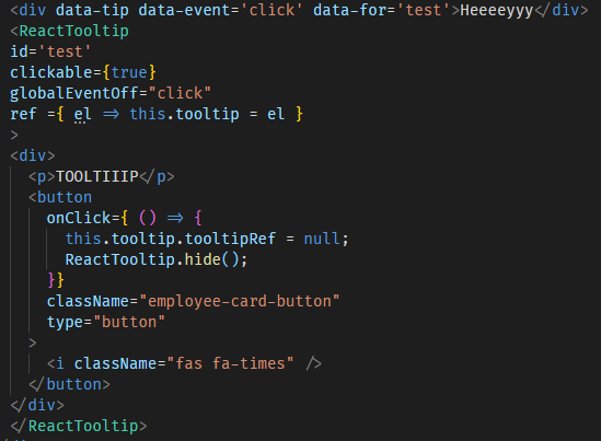 hide tootip when click a button in ReactTooltip · Issue #449
