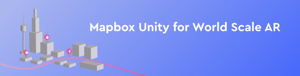 GitHub - mapbox/mapbox-ar-unity: DEPRECATED! A place to