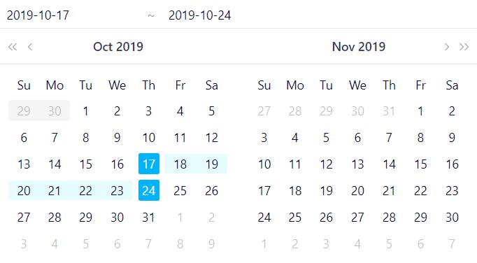 Date Filter 2