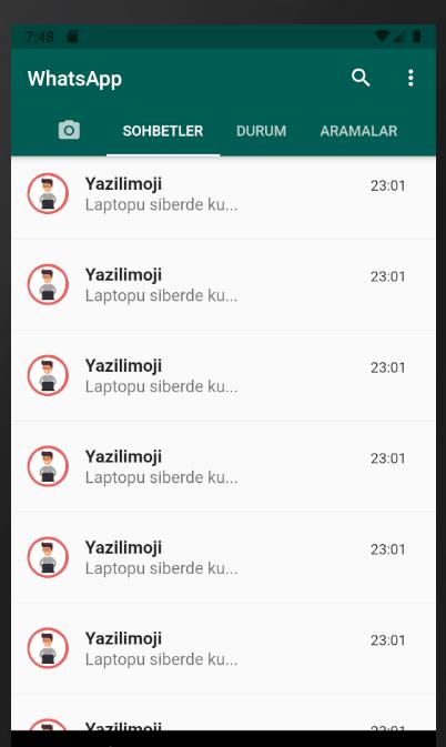 WhatsAppUIClone
