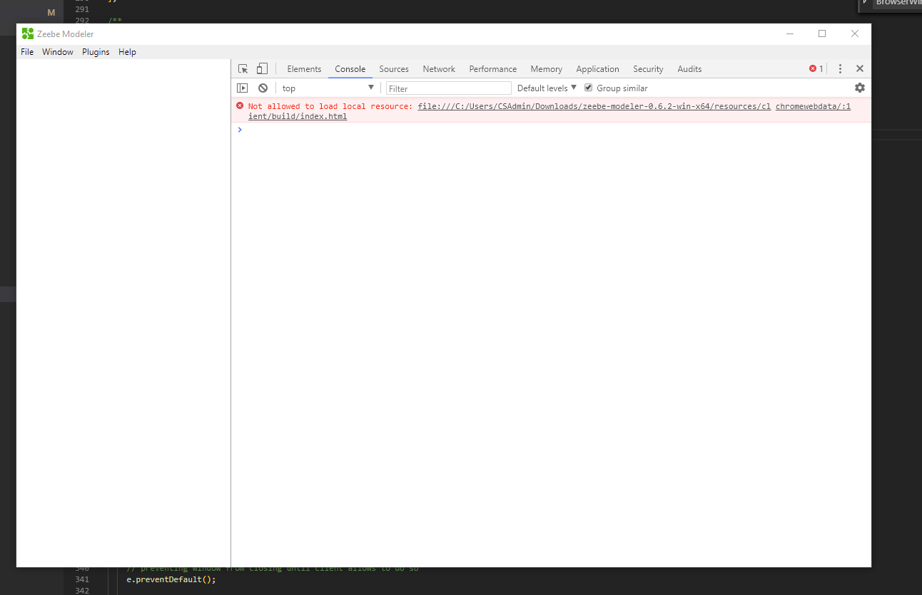 Can't run on windows 10: