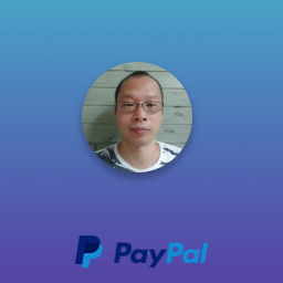 通过 Paypal 赞助