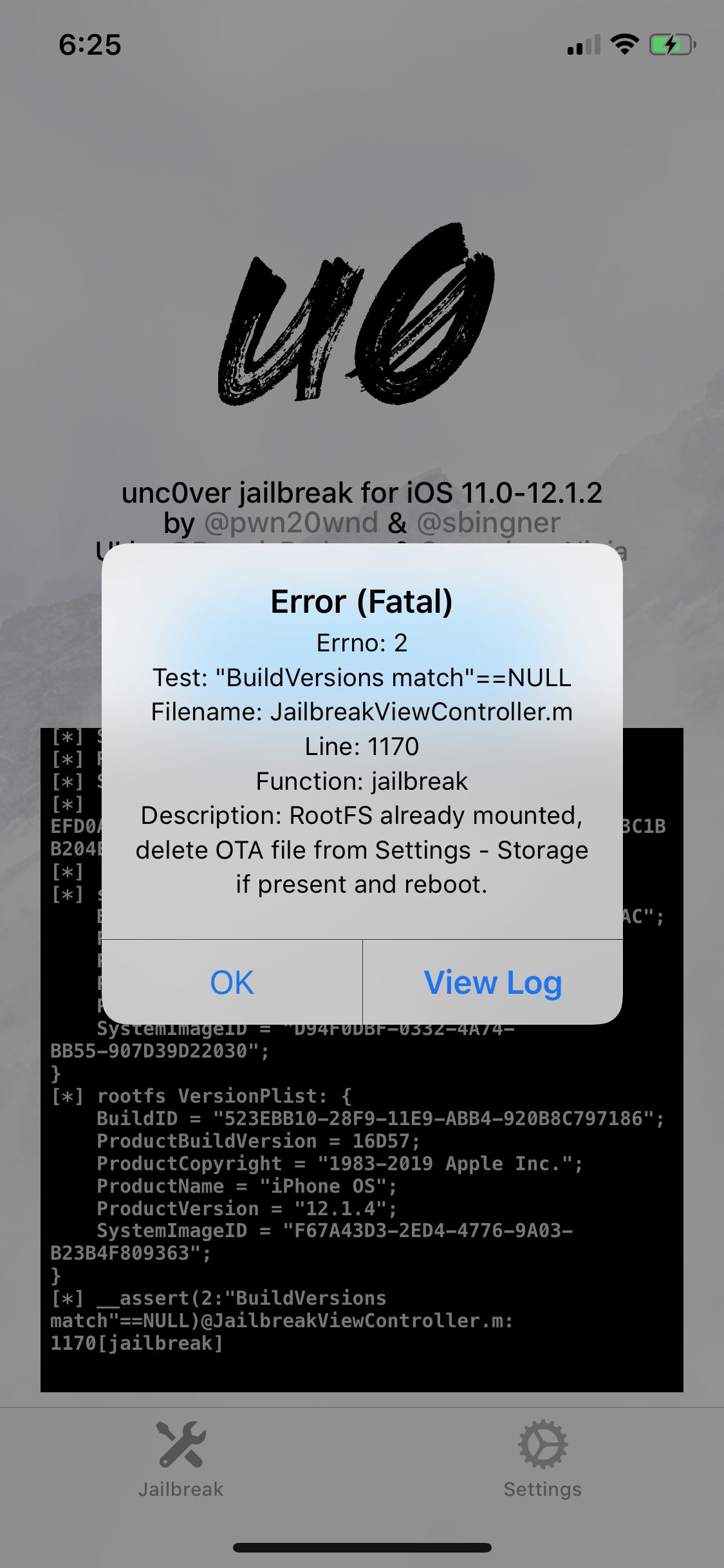 Added a Source Then Respringed to Unable to Jailbreak Again