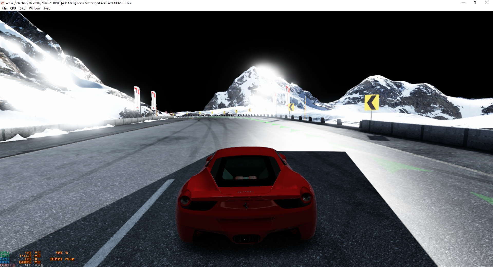 4D530910 - Forza Motorsport 4 · Issue #442 · xenia-project
