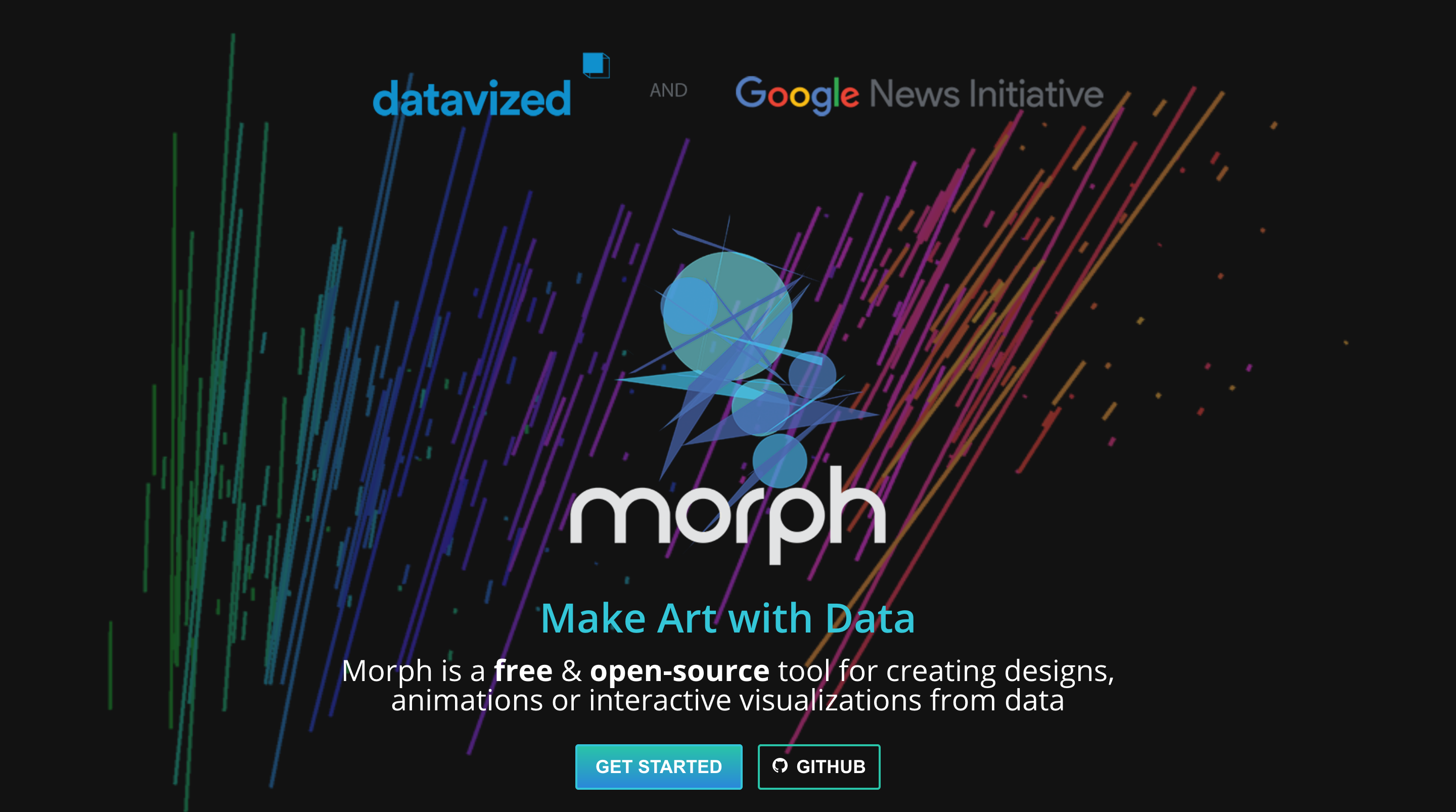 GitHub - datavized/morph: Morph is a free and open-source tool for