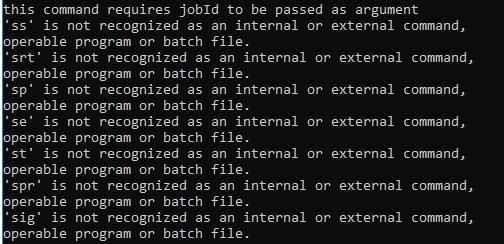 I am trying to resume a broken job on AzCopy v10 · Issue