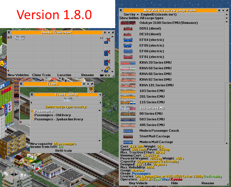 version 1-8-0