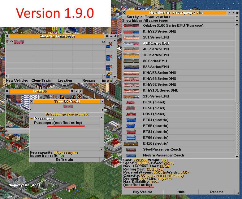 version 1-9-0