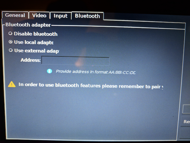 Cannot enable bluetooth · Issue #12 · opencardev/crankshaft