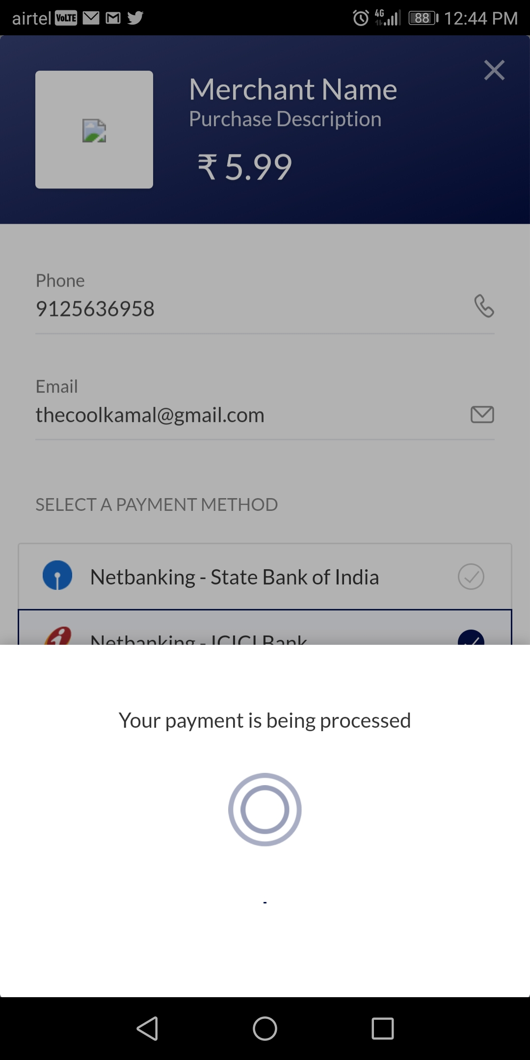 Bank page not load in cordova with javascript · Issue #98 · razorpay