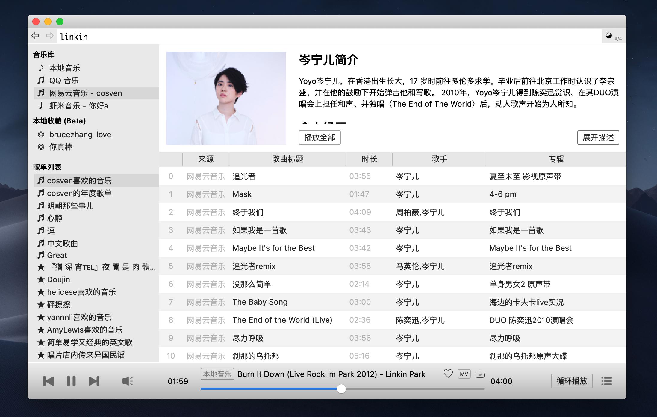 macOS 效果预览
