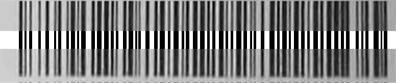 Can't read this barcode    And can't figure out why · Issue
