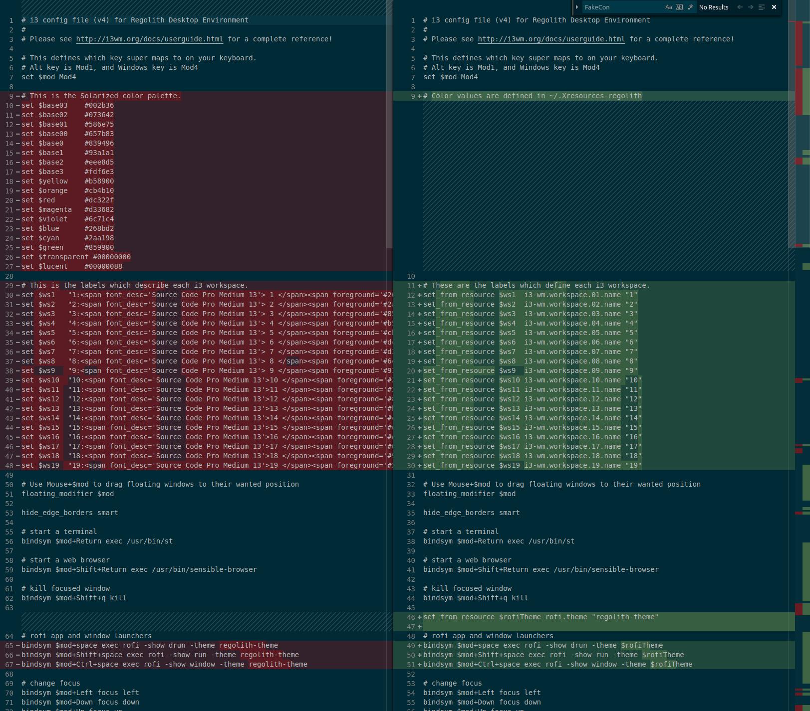 regolith-linux ( Regolith Linux )