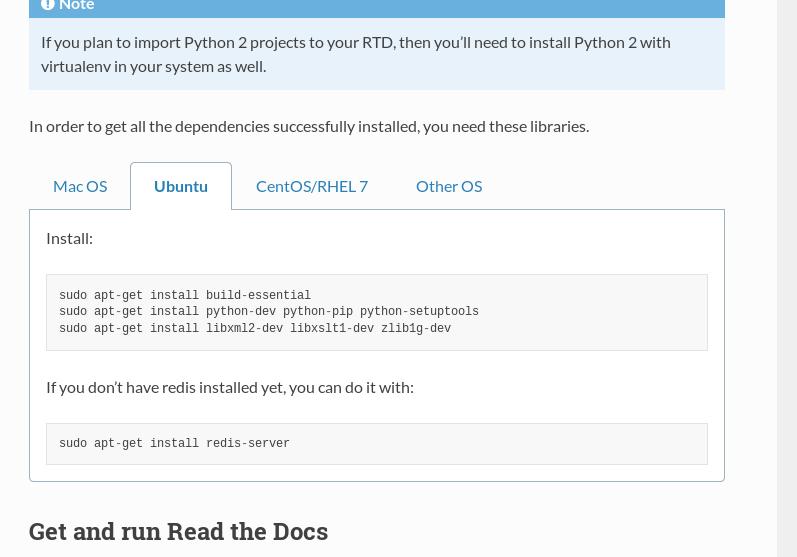 screenshot_2018-10-31 installation read the docs 2 7 documentation