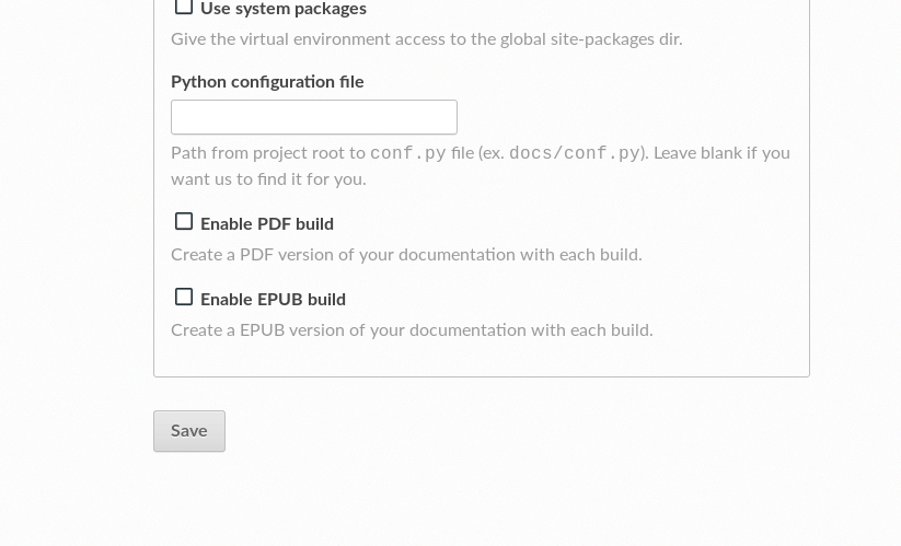 Screenshot_2019-03-27 Edit Advanced Project Settings Read the Docs