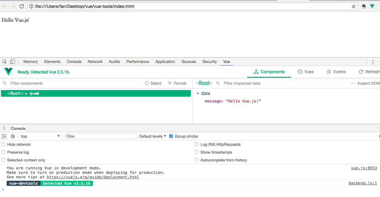 Vue Detect Page Refresh