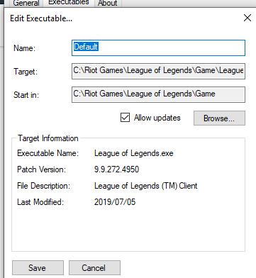 ROFLPlayer causing client to repair · Issue #19 · leeanchu