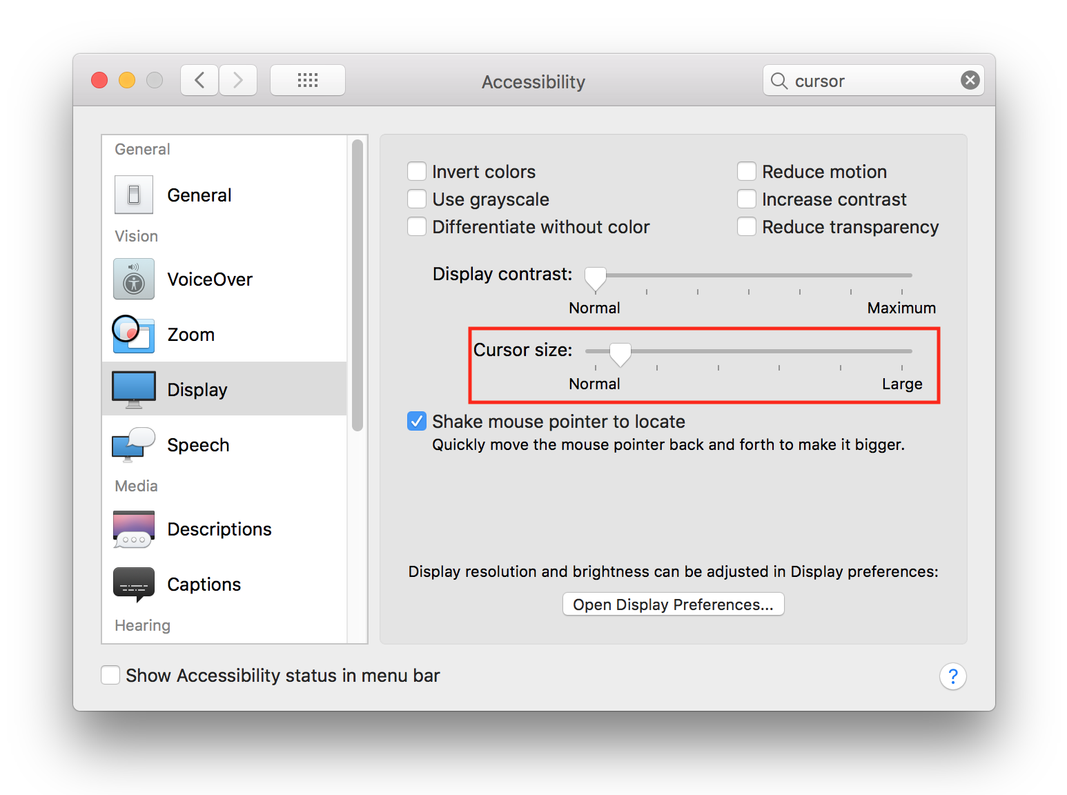 macos  10.13.4  No visible mouse cursor when mouse over editor or ... 84450f93b58