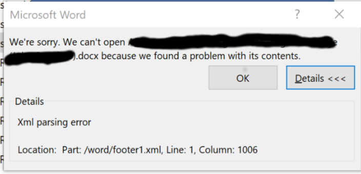 Docx Template Python