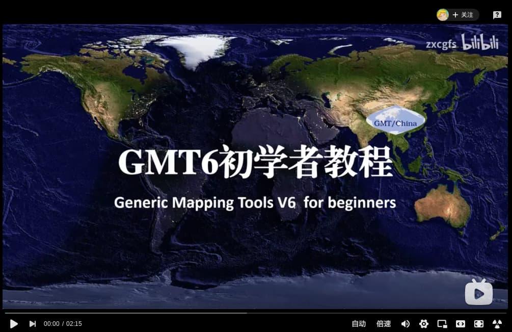 GMT6初学者教程