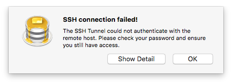 Sequel Pro doesn't ask for passphrase · Issue #2894