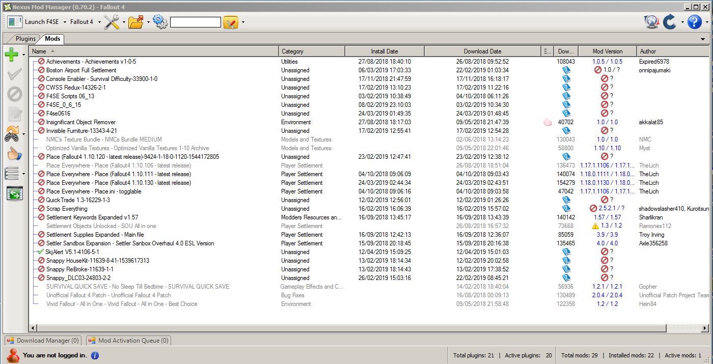 Nexus mod manager fallout 3 windows 10   windows 10 not
