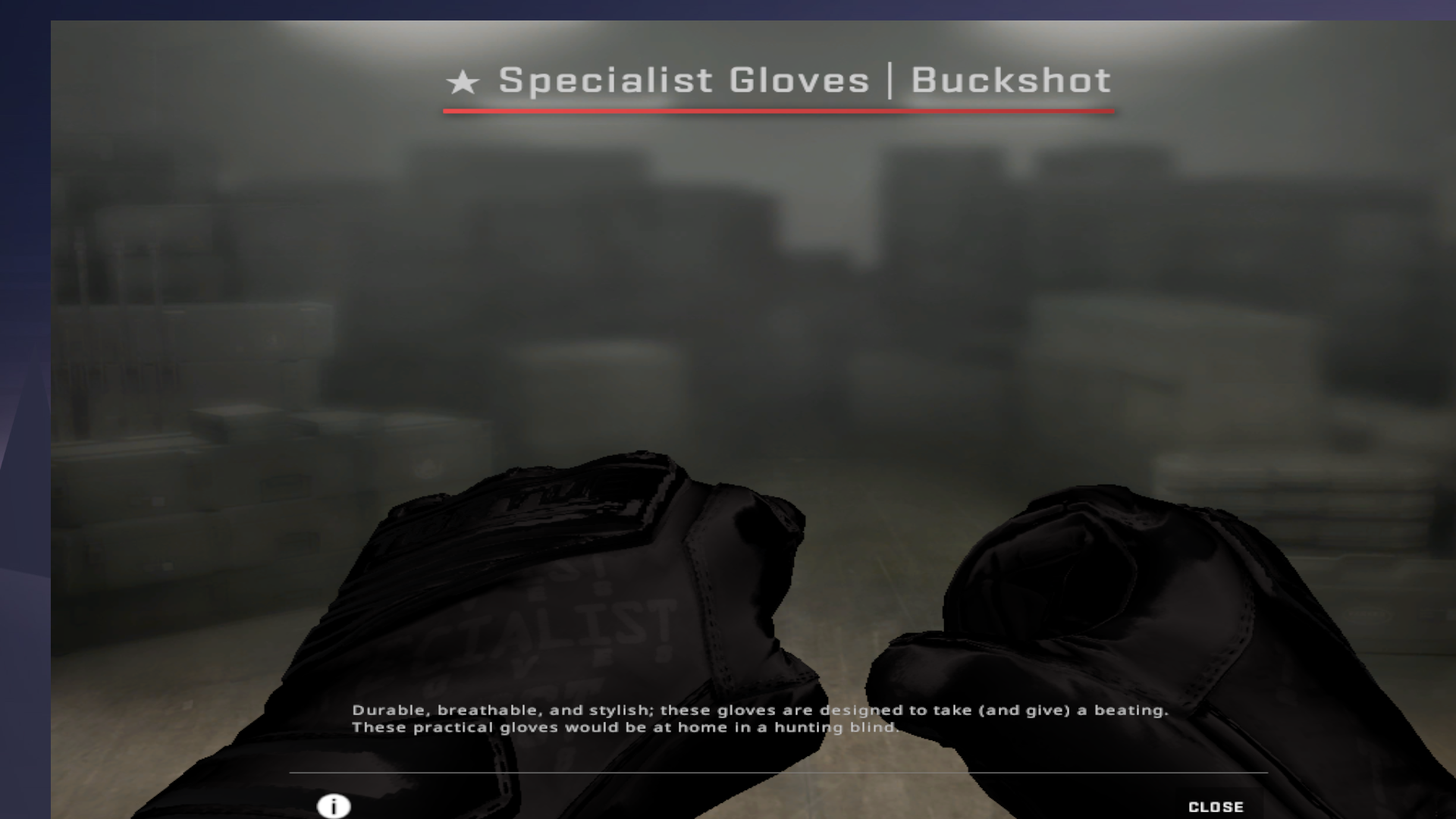 CS:GO Gloves not rendering correctly on ubuntu · Issue #2102