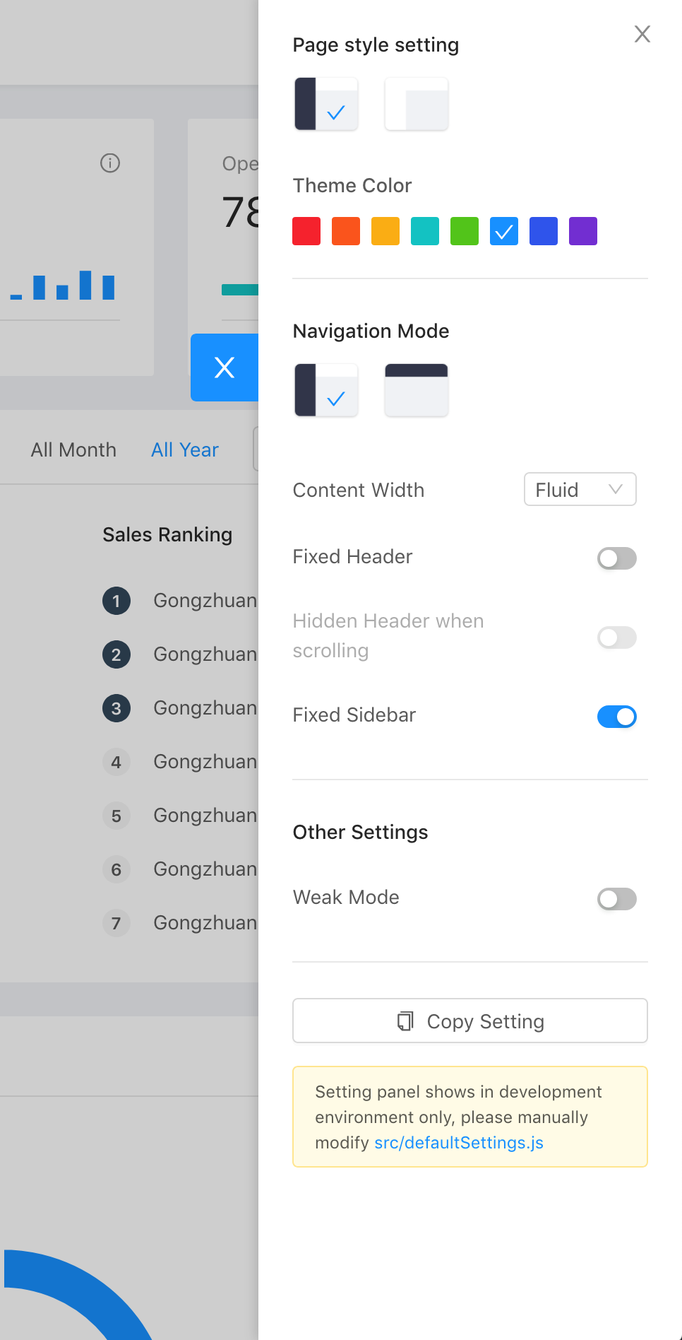 Fixed collapsible sider menu · Issue #6997 · ant-design/ant-design
