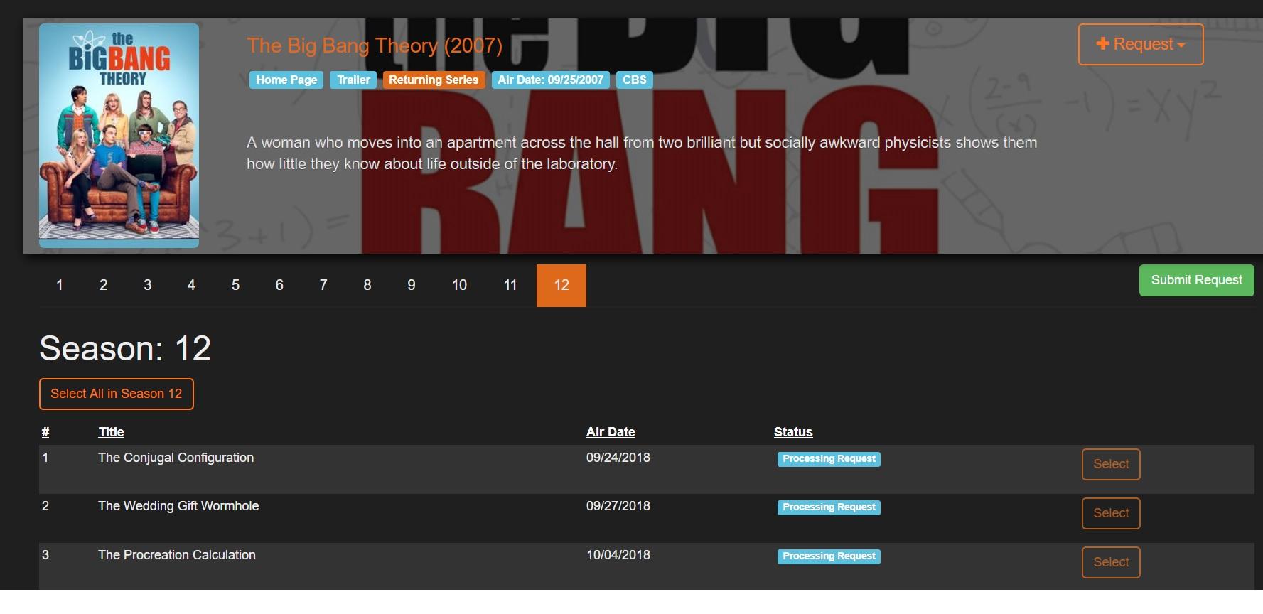 Plex TV shows list not syncing · Issue #2983 · tidusjar/Ombi · GitHub