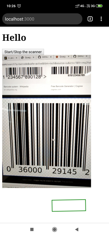 Free Barcode Font