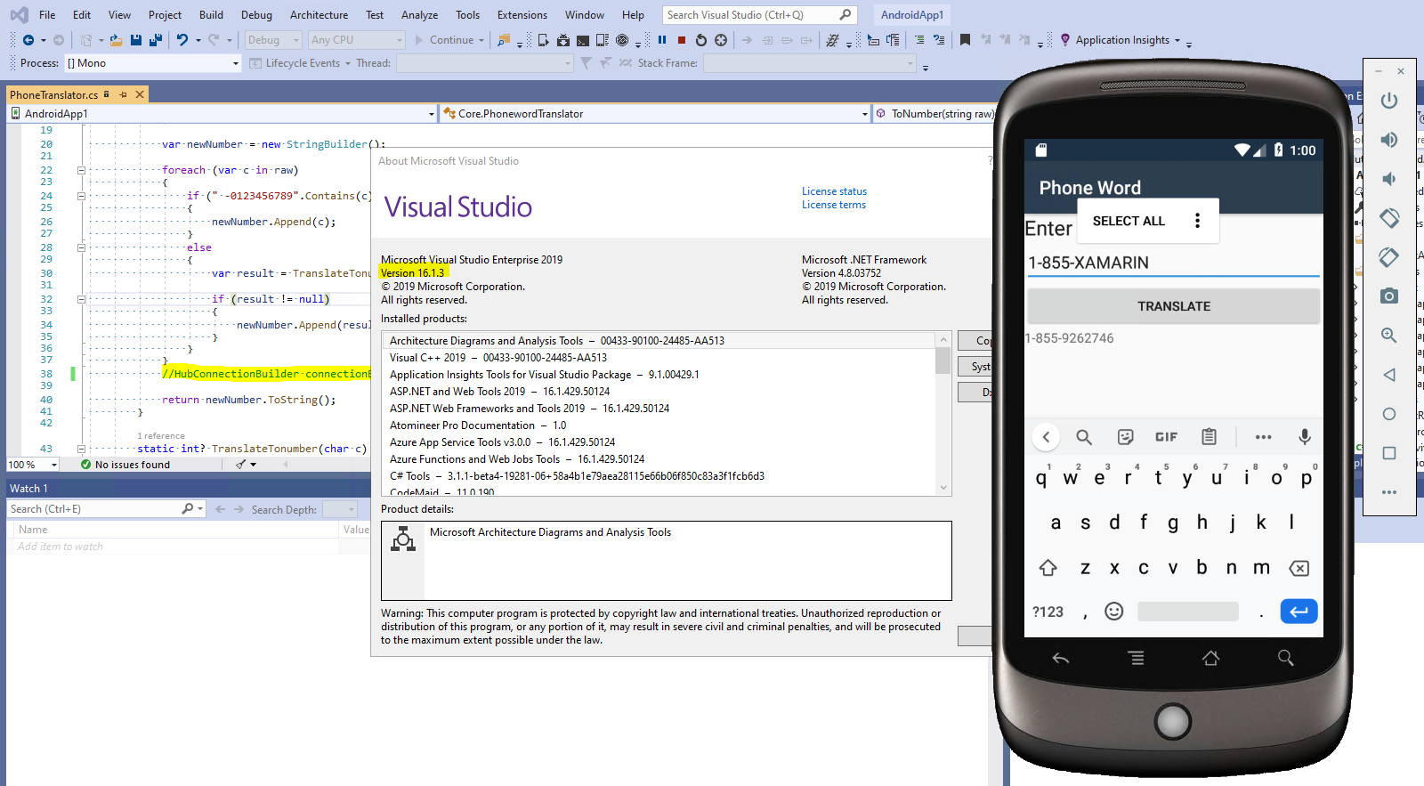 Xamarin and SignalR can not resolve references · Issue #3191