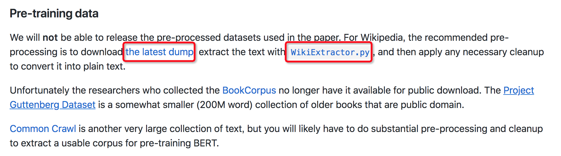 Wiki Data Formation Problem, Need Sentence Split · Issue #341