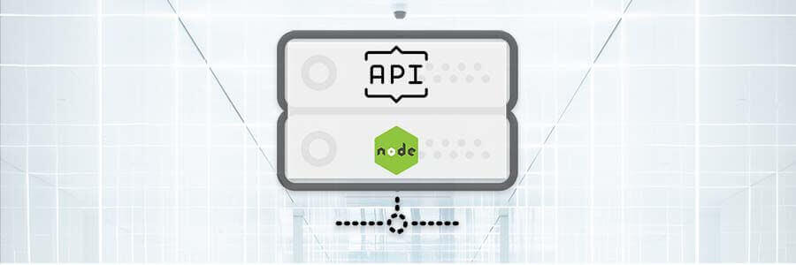 Node JS API - Open-source API server built on top of Express Nodejs Framework.