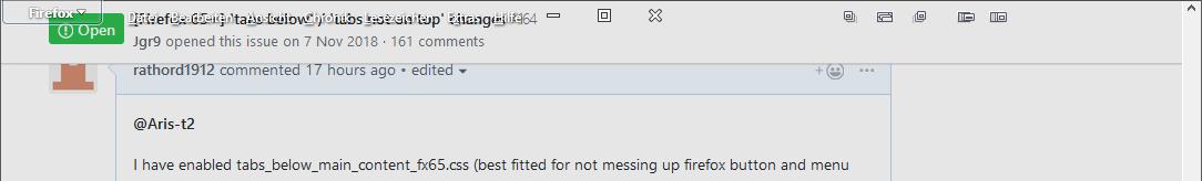 Firefox 65+] 'tabs below' / 'tabs not on top' changes
