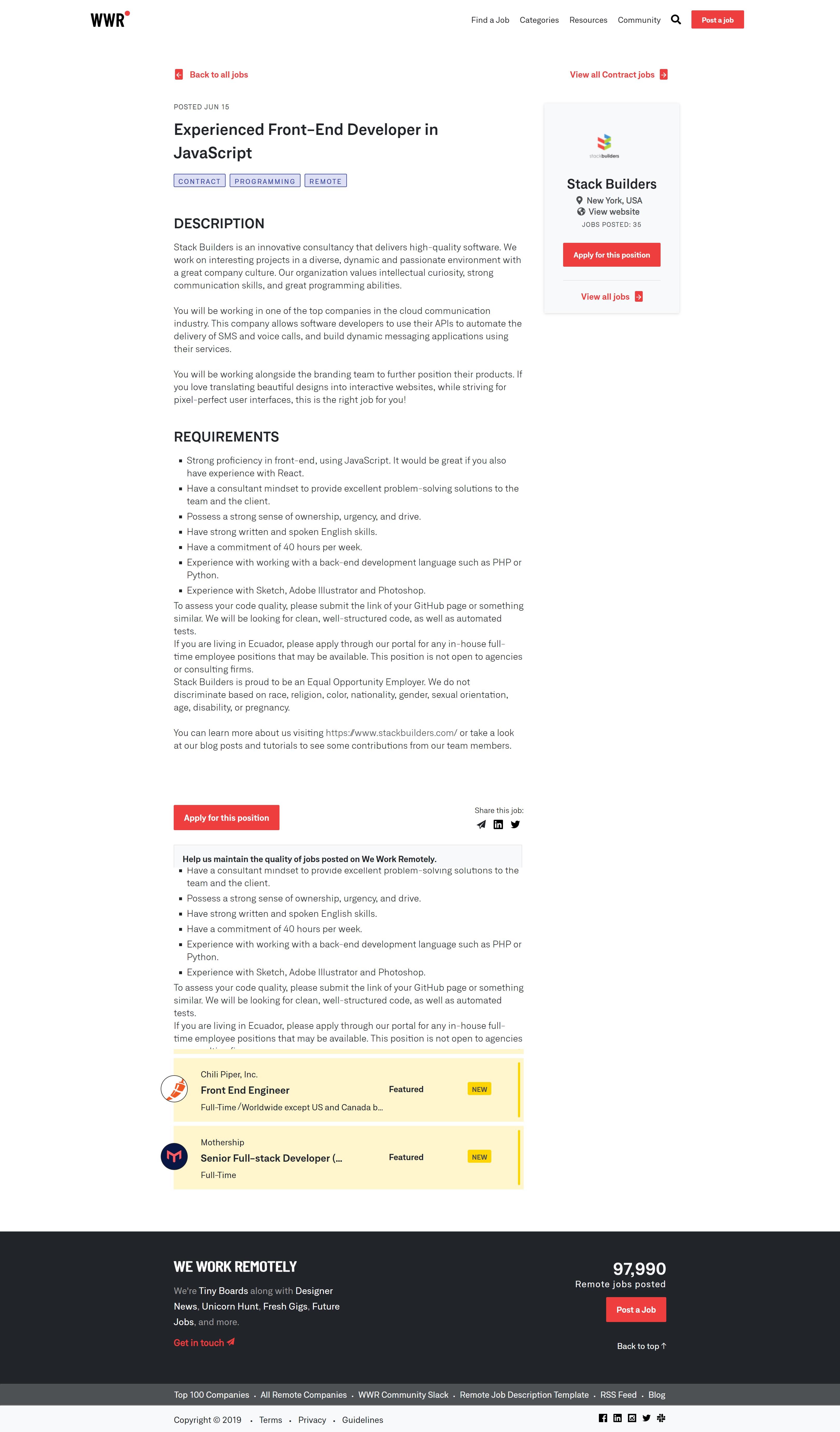 Make a better boilerplate post · Issue #6 · ugglr/Remote