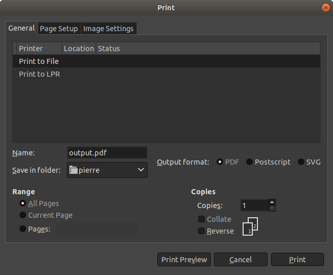 Printers are not available · Issue #22 · snapcrafters/gimp · GitHub