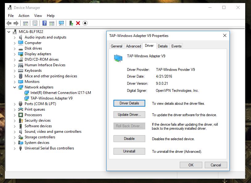 Installer for 9.22.1 throws a signature error. · Issue #49 · OpenVPN