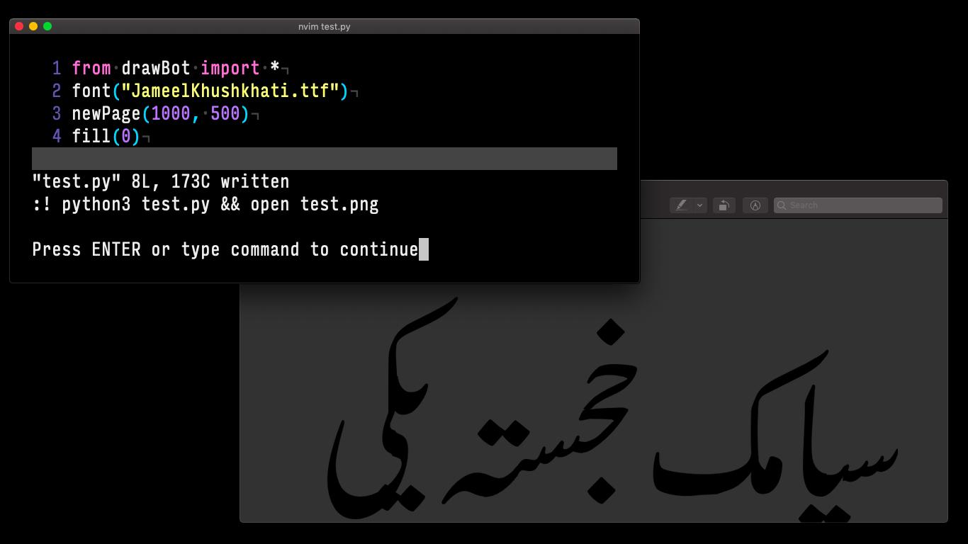 Urdu fonts · Issue #293 · google/fonts · GitHub