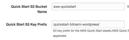 S3 error - access denied · Issue #7 · aws-quickstart/quickstart