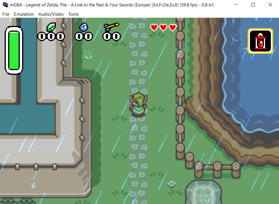 link to the past 1-1