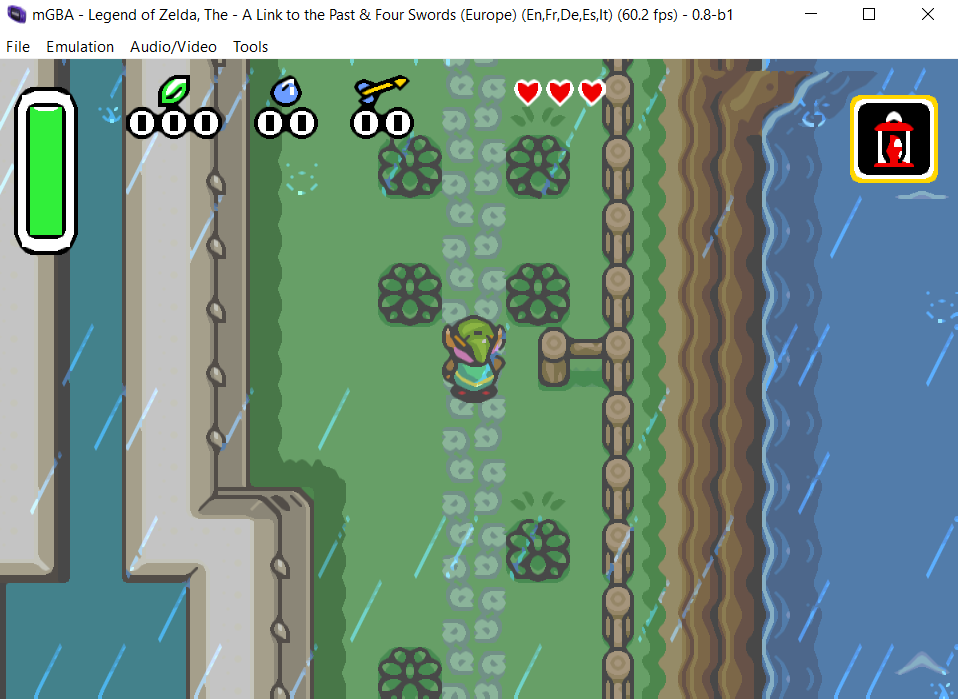 link to the past 1-2